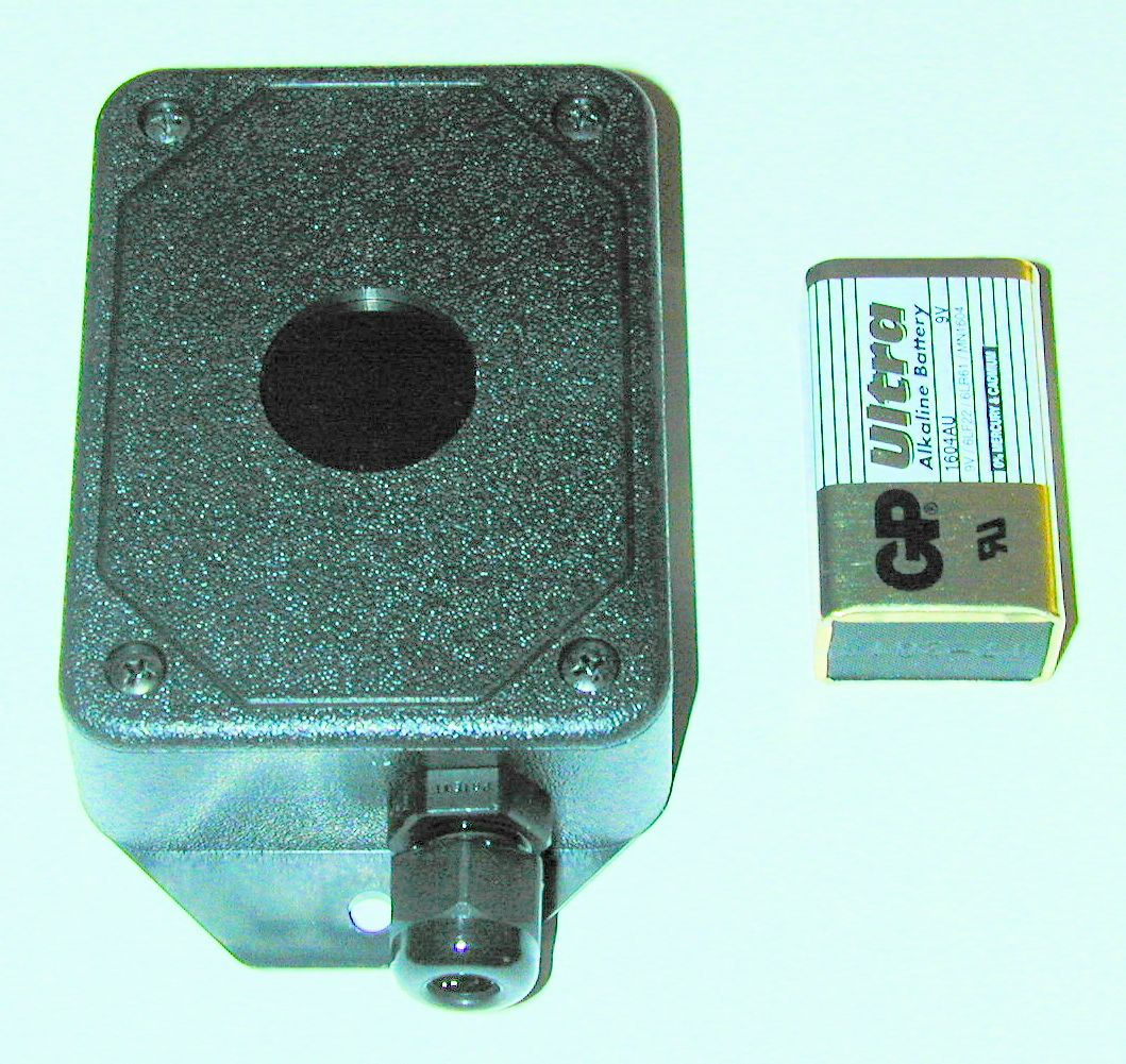 Digital Direction Sensing Infrared Motion Detector